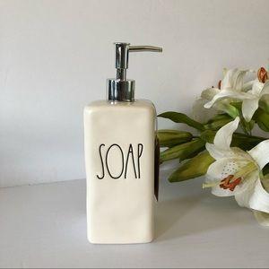 🌟Rae Dunn square SOAP dispenser